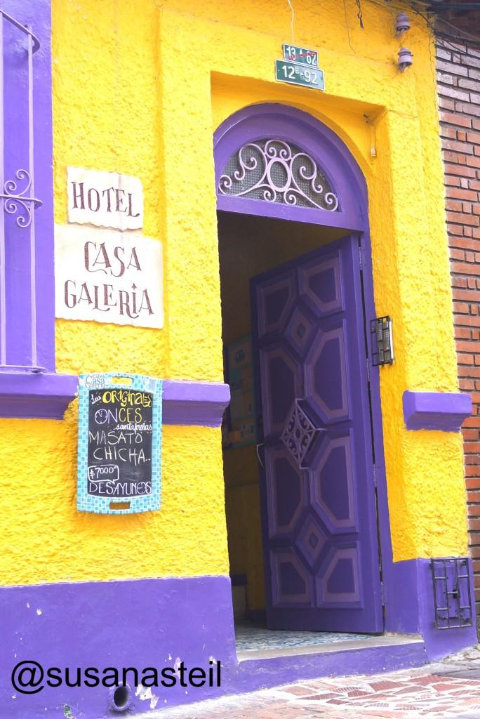 Ai, ai...as casas charmosas da Candelaria!