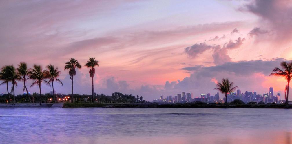 Miami para relaxar
