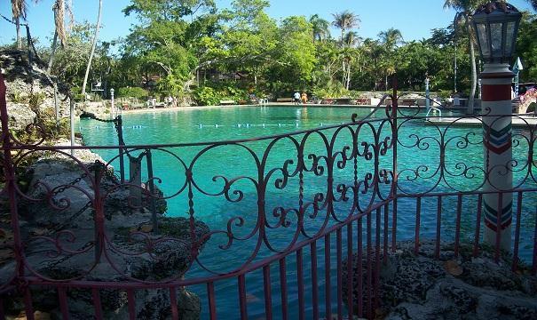 Miami_Roteiro 7 dias_Venetian pool