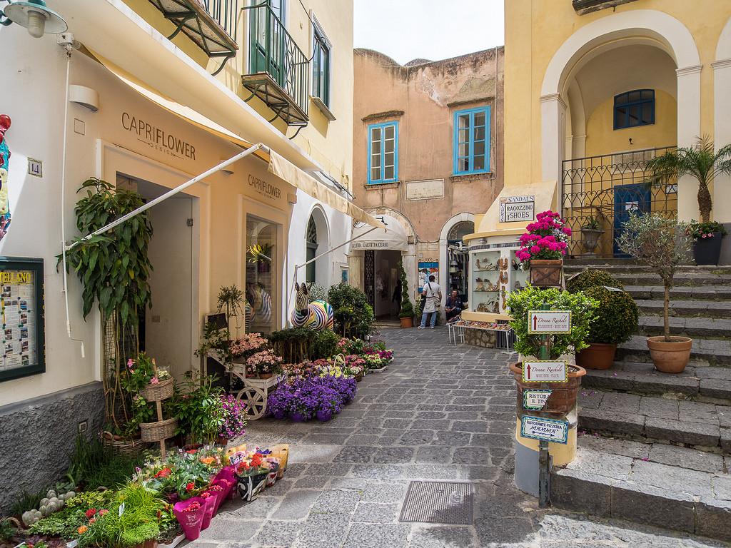 Capri_Via Camerelle_ Foto Blog Casa com Moda