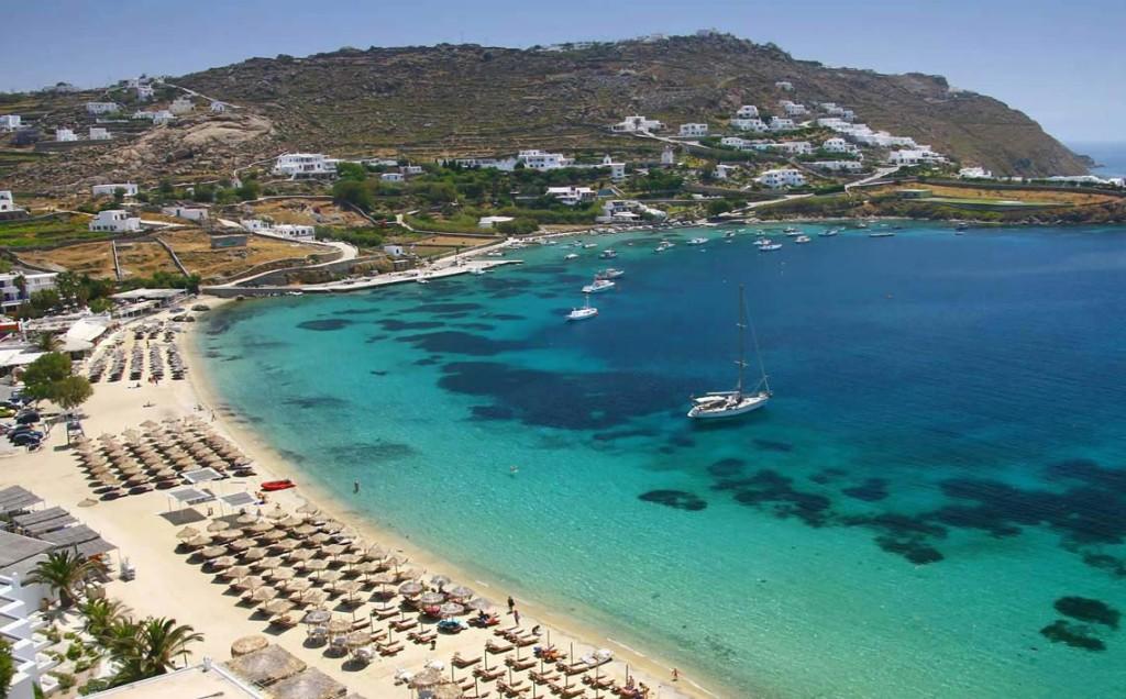 Mykonos_Ornos Beach
