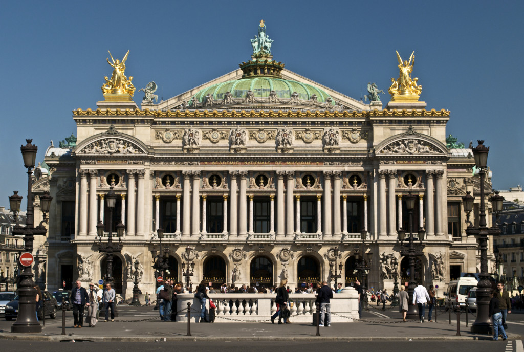 Paris2_Opera Garnier